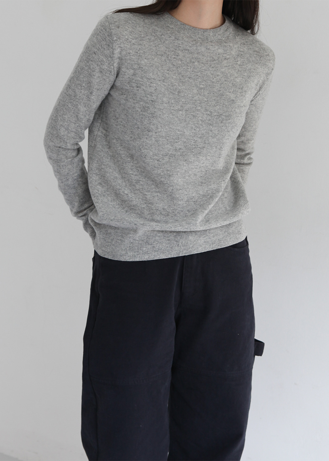 BASIC LAMSWOOL KNIT