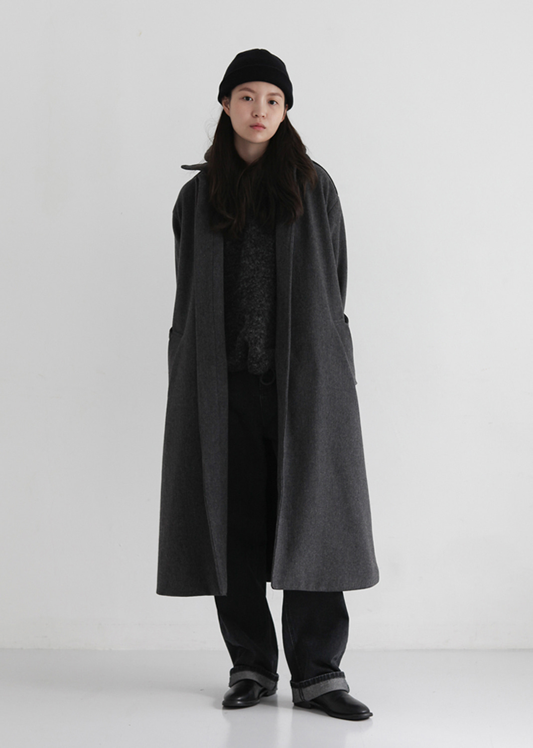 MANISH WOOL COAT